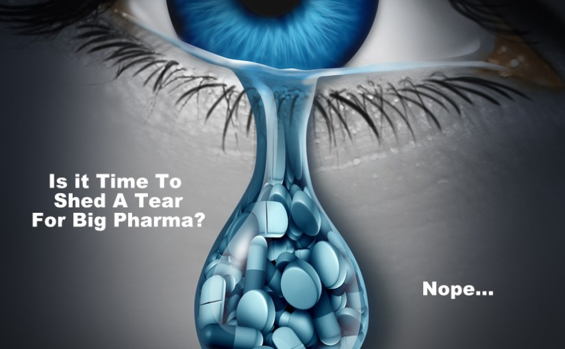 PANIC in Big Pharma Worldwide…