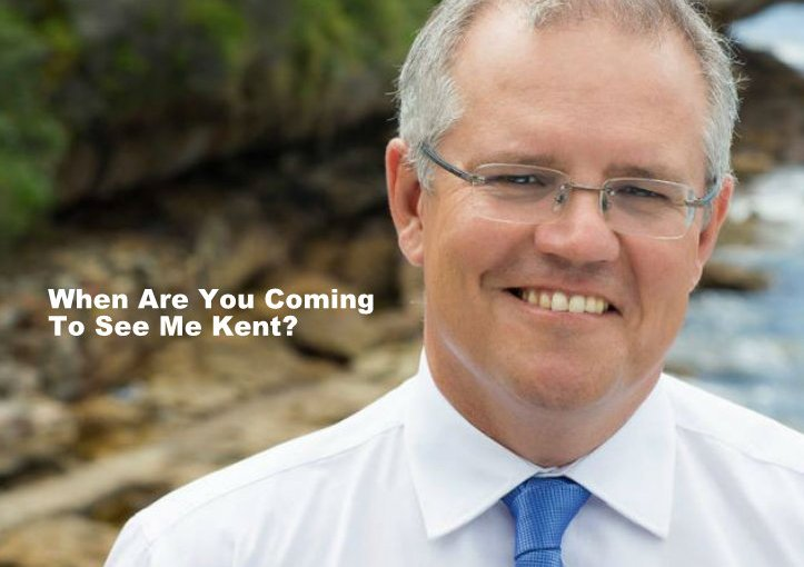 An Appeal to the NEW Prime Minister of Australia…