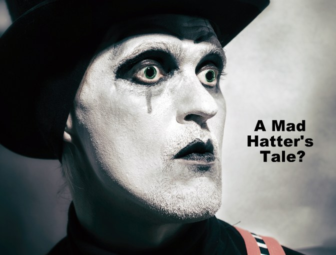 Alzheimer's – a Mad Hatter's Tale?…