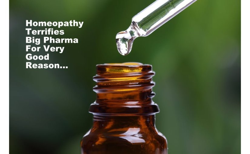 Homoeopathy – the Death Knell for Big Pharma?