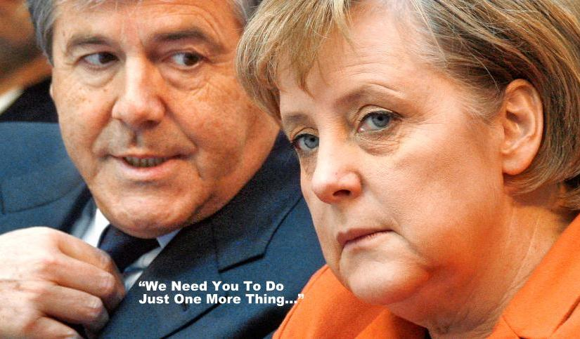 """Big Pharma's"" Merkel And Her Final Betrayal – ""The End"" of Germany and Europe?…"