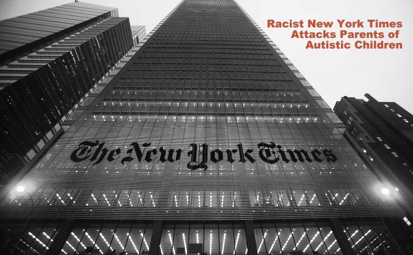 """""""Failing"""" New York Times """"Fails Again"""" on Vaccines"""