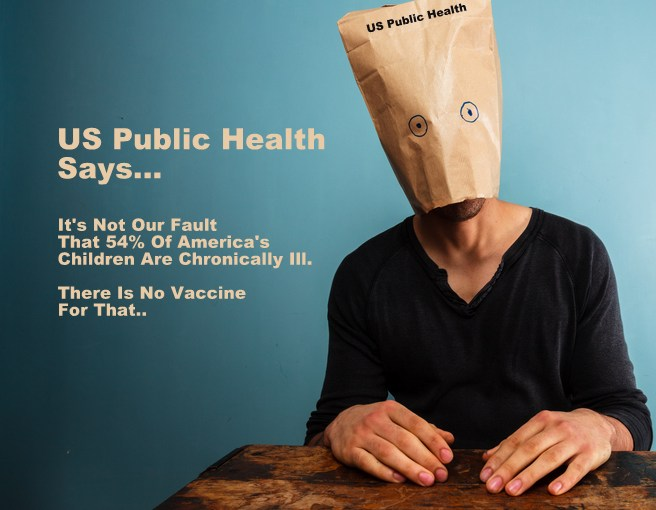The ABSOLUTE FAILURE Of US Public Health…