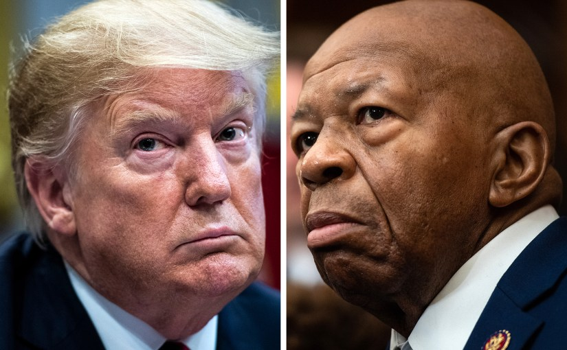 Elijah Cummings and Trump: The Tentacles of the Pharma Deep State…