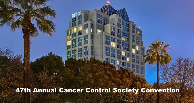 47th Annual Cancer Control Society Convention…