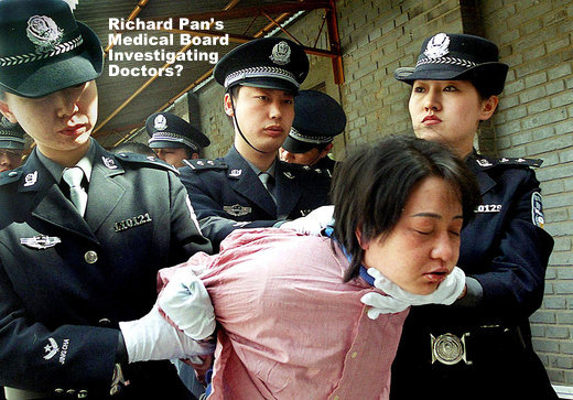 "How Richard Pan Is Manipulating The California Medical Board To Destroy The 130 ""Vaccine Medical Exemption"" Doctors…"