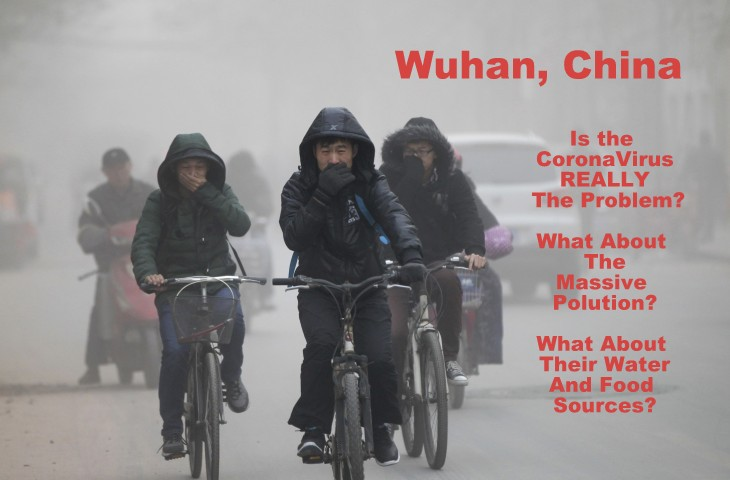 """Wuhan"" – Another ""Bhopal"" On An Enormous Scale, or Genocide?"