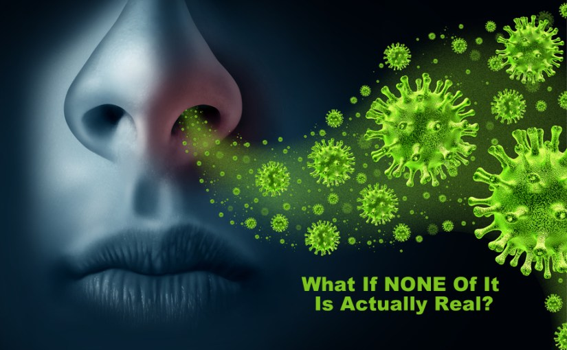 """What do we actually know about """"Viruses"""" like """"Covid-19?"""""""