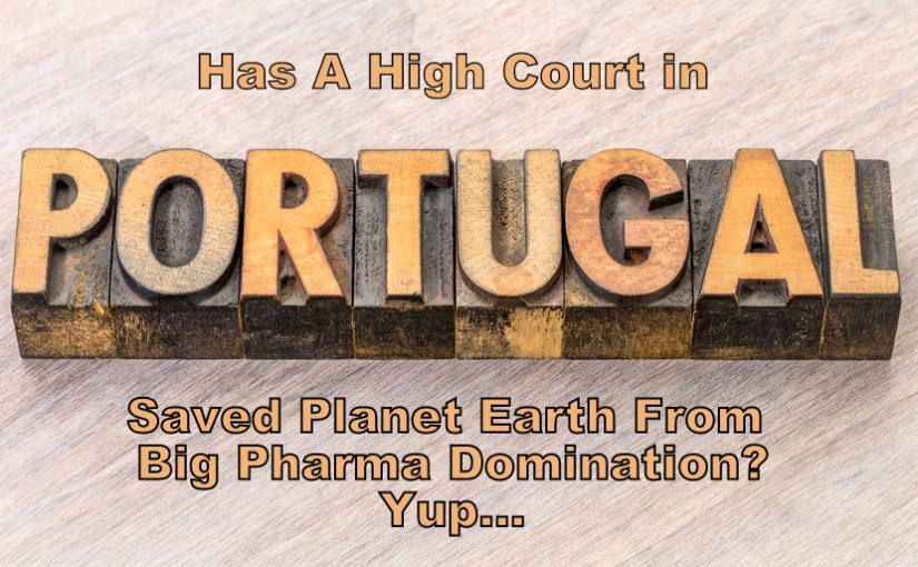 Getting To The Truth – Portugal Shows Us the Way…