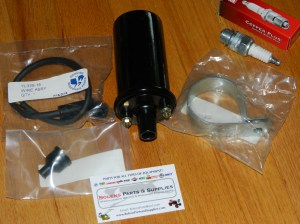 Wisconsin Engine Parts :: Bolens  Wisconsin Engine Coil Ignition kit 1256,1254,1225 & More FREE