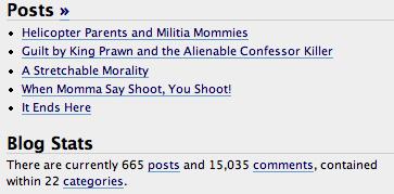 15,000 Comments!