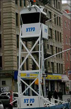The Harlem Panopticon