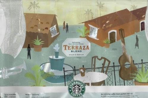 Starbucks Bag Art Review!