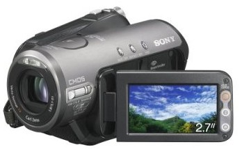 Sony HDV image