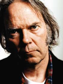 Neil Young old!