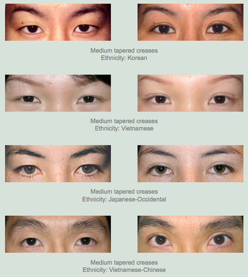 Miley cirus asian eyes can