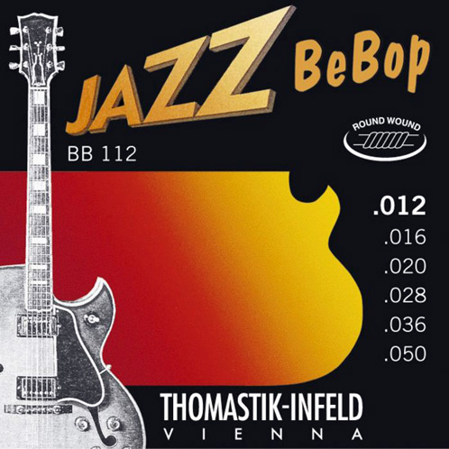 thomastik infeld jazz bebop 12 50 guitar strings review david boles blogs. Black Bedroom Furniture Sets. Home Design Ideas