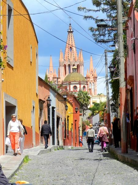"""Otorgan premio a San Miguel de Allende por ser """"Mejor Destino de México"""" - Noticias Gobierno del Estado de Guanajuato"""