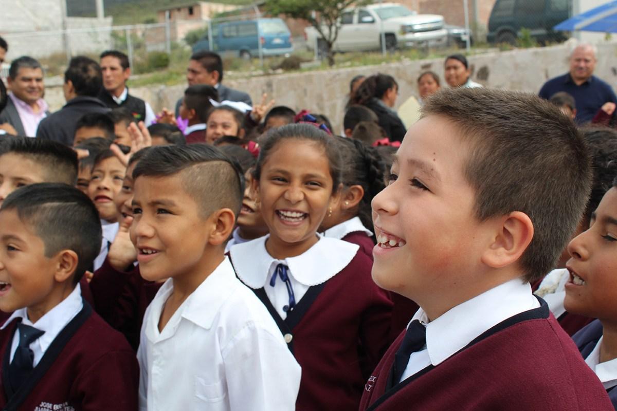 SEG Entrega Infraestructura Educativa en San Luis de la Paz - Noticias Gobierno del Estado de Guanajuato