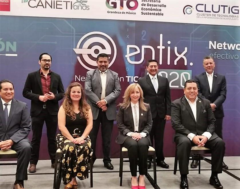 Toma protesta el nuevo Consejo Directivo del Clúster de Tecnologías de la Información de Guanajuato