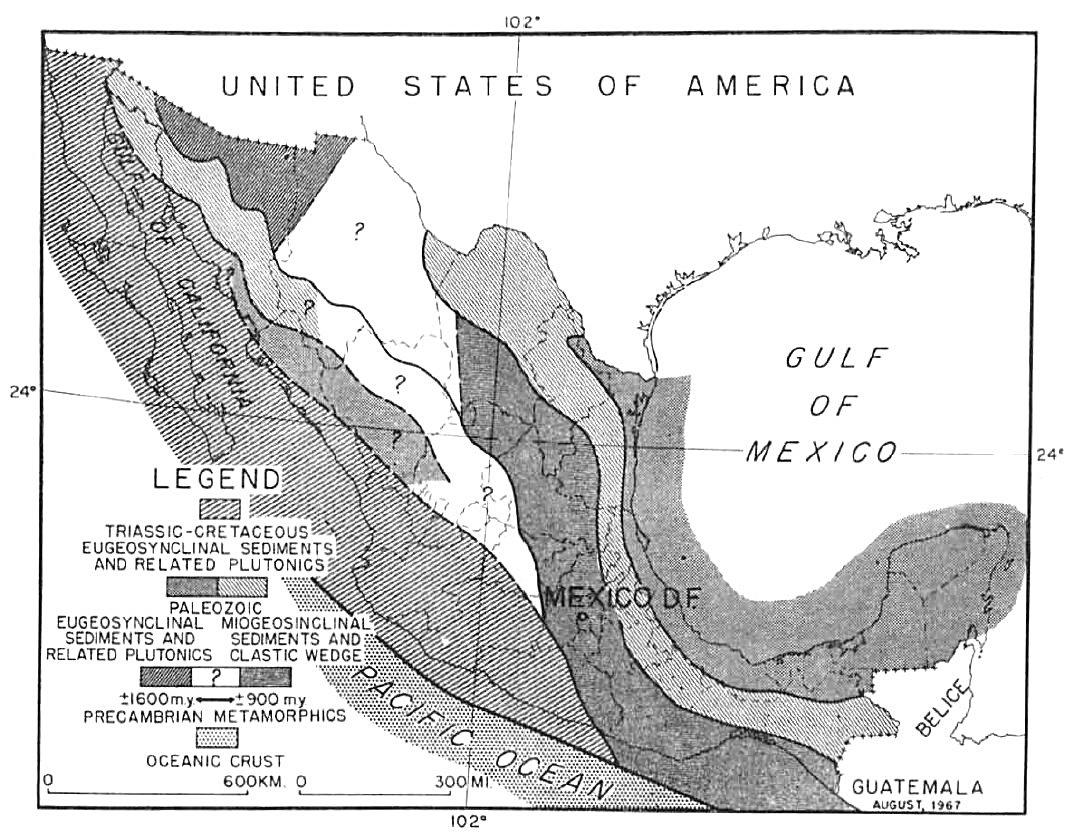 Boletin De La Sociedad Geologica Mexicana
