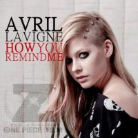 "LISTEN: Avril Lavigne ""How You Remind Me (Nickelback Cover)"" from One Piece Film: Z"