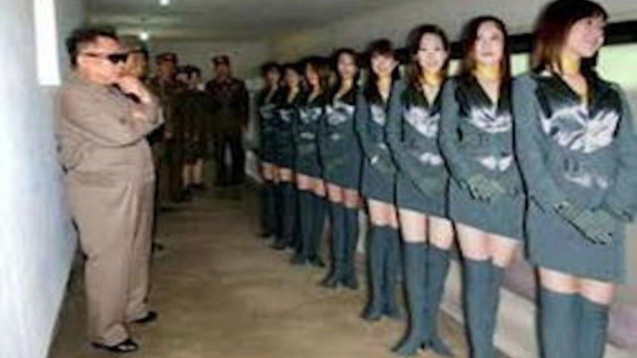 北朝鮮美女には下専門がいるらしいw