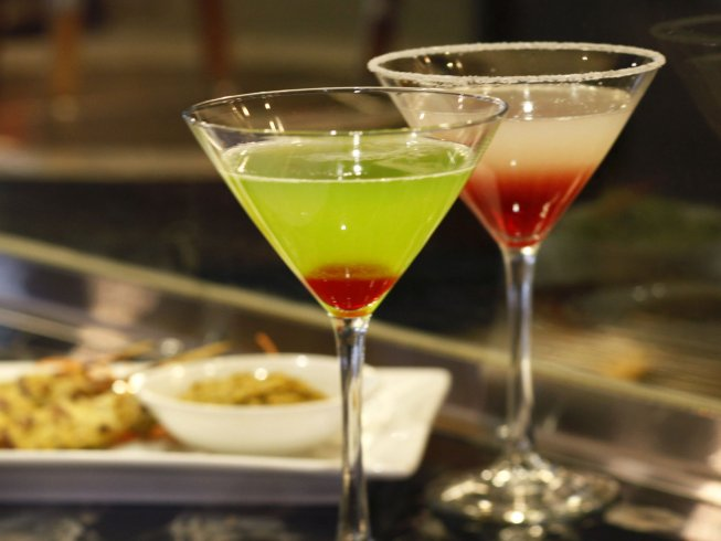 Happy Hour & Cocktails