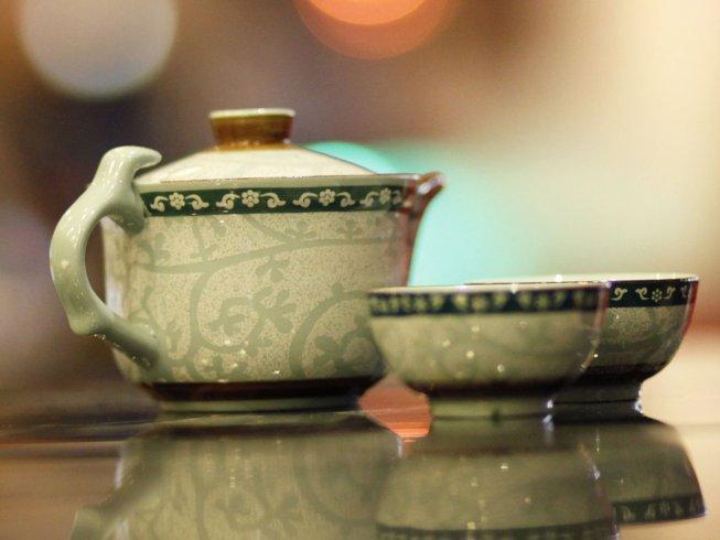 Chinese & Babo Tea