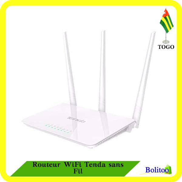 Routeur WiFi Tenda sans Fil
