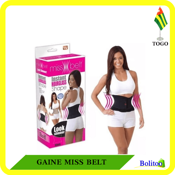 Gaine Miss Belt