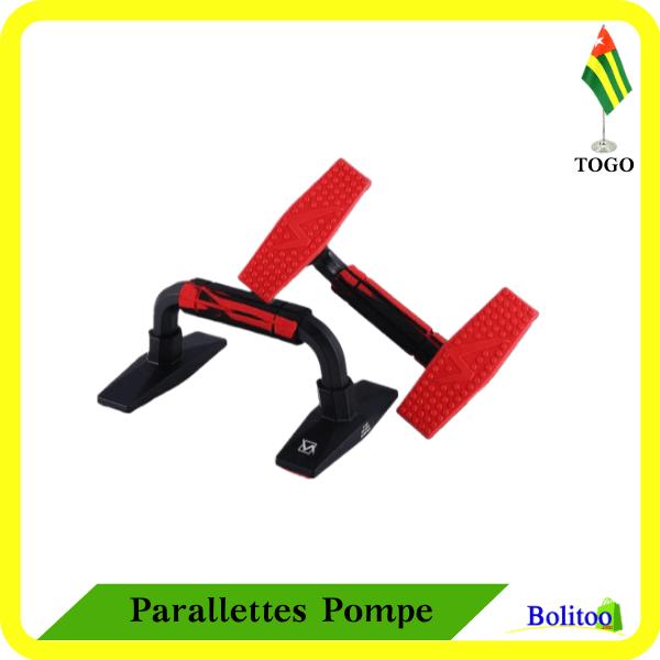 Parallettes Pompe