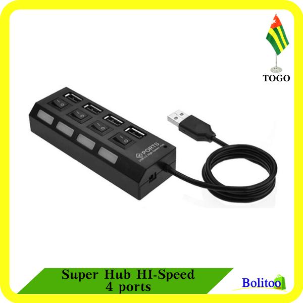 Super Hub HI-Speed 4ports