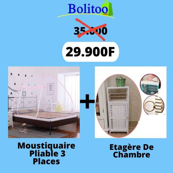 Pack chambre