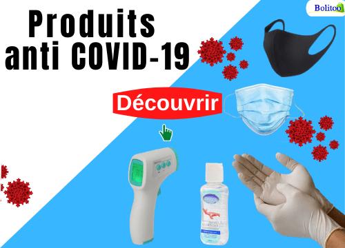 Produits anti covid-19