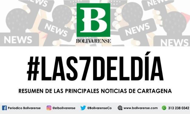 05 JULIO 2018 #LAS7DELDÍA