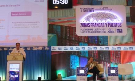 Congreso integrado de zonas francas y puertos en Cartagena: un evento sin precedentes