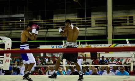 IDER y Alcaldía de Cartagena activan el boxeo profesional