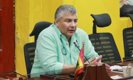 Concejal Óscar Marín Villalba asegura que el Distrito debe planificar más sus acciones de gobierno