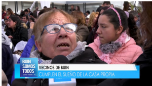 La inmobiliaria PY de Francisco Pérez Yoma cumple el sueño de la casa propia a familias chilenas de Buin