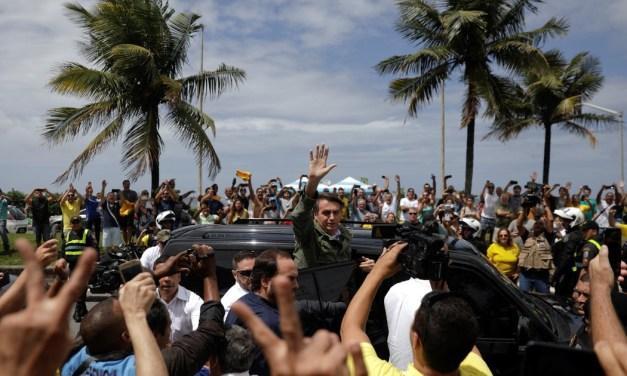 La Ultraderecha gana la Presidencia en Brasil