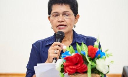 Rectora del Colegio Mayor de Bolívar a pocos días de dejar su cargo