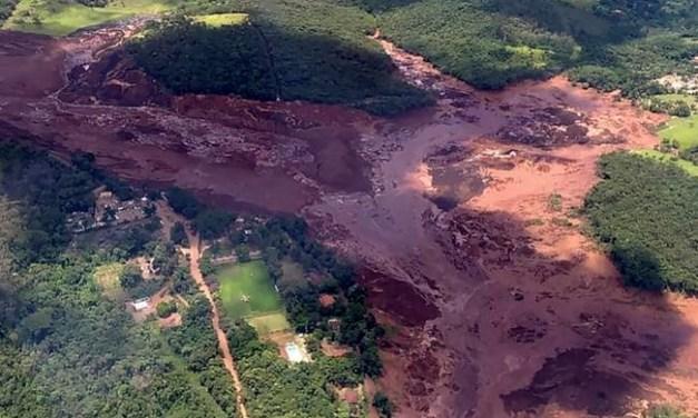Emergencia en Brasil por ruptura de dique minero de Vale