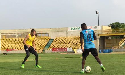 Real Cartagena listo para enfrentar a Deportes Quindío