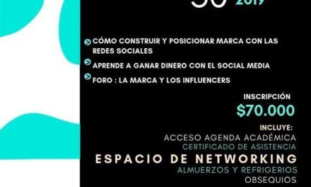 30 de marzo, gran Congreso de Marketing Digital La Marca y Los Influencers