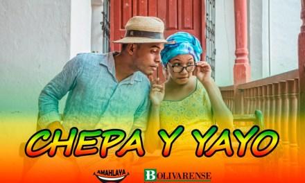 Gran estreno de Chepa y Yayo