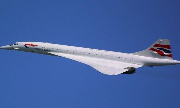 Concorde: el avión del futuro que ya no existe