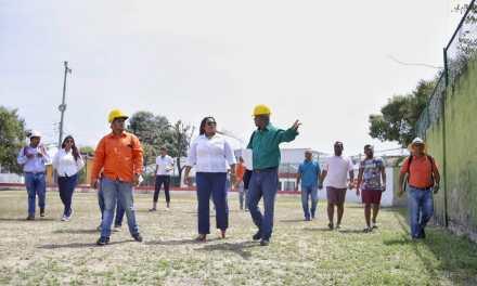 Arrancan obras en el estadio de béisbol Juan Arango en Blaz de Lezo