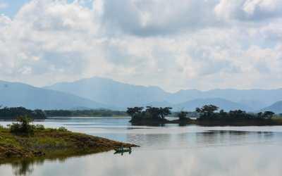Inauguración de temporada turística en Bolívar