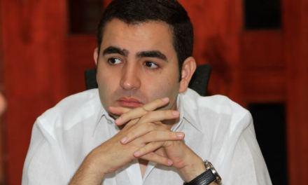 Vicente Blel recibe todo el apoyo de la ciudadanía para su candidatura a la Gobernación
